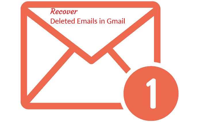 Recover deleted Emails in Gmail