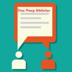 Top 5 Free Proxy Websites List: Best Anonymous Proxy Servers.