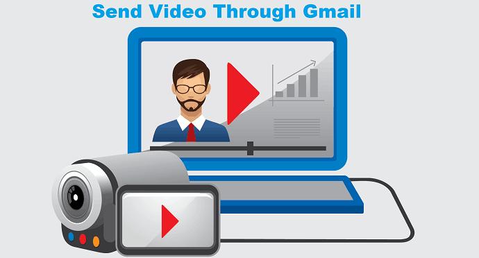 Send video through Gmail