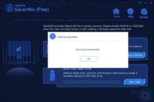windows password reset iso full