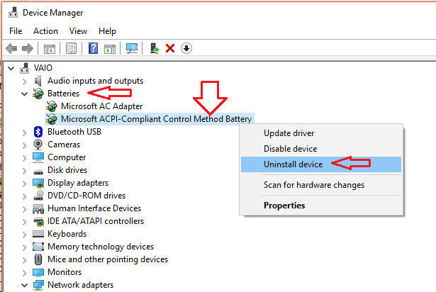 4 Fixes For 0% Available Plugged In Charging But Laptop